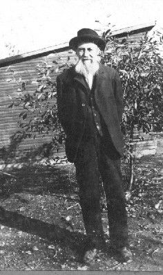 Great-great Grandfather Ernst Heindrichsmeyer, later in life.