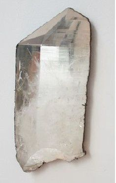 Quartz crystal mirror