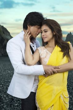 Watch! SRK and Kajol's GERUA Number From Dilwale is Mesmerizing | PINKVILLA