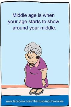 middle  age....