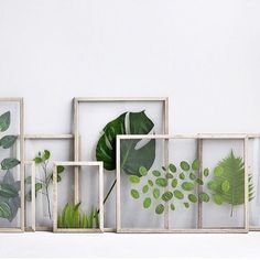 Deze gave massief eiken frames zijn van @moebecph - super leuk voor posters…