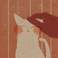 Kunst Inspo, Art Inspo, Art And Illustration, Cat Illustrations, Pretty Art, Cute Art, Drawn Art, Photo Chat, Wow Art