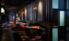 Asia's largest tapas lounge - Unico at Three on the Bund
