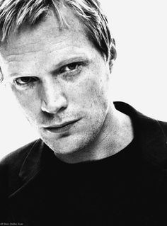 """Paul Bettany--> I find him to be an incredibly diverse actor and I love when I watch something and then look it up and realize """"Holy crap that was Paul Bettany!?"""""""