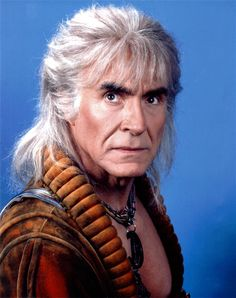 Khan Noonien Singh from STAR TREK II: THE WRATH OF KHAN (1982).