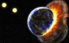 Mystery planet Nibiru might collide with Earth Conspiracy theory claims solar eclipse will mark the end of our world - India Today Planeta Nibiru, Doomsday Predictions, Chica Gato Neko Anime, Binary Star, Nasa, To Infinity And Beyond, Solar Eclipse, Conspiracy Theories, Outer Space