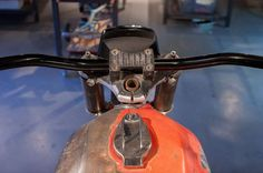 Revival Cycles Custom Build: Moto Guzzi V50 - Monza
