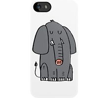 Amy Walters: Elephant iPhone Case