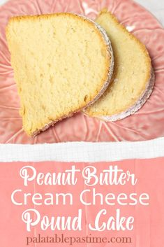 Peanut Butter Cream Cheese Pound Cake takes nut butter to the Bundt cake pan with the added richness of cream cheese. Cake Frosting Recipe, Peanut Butter Frosting, Peanut Butter Banana, Creamy Peanut Butter, Frosting Recipes, Chocolate Peanut Butter, Banana Bundt, Walnut Butter, Cream Cheese Pound Cake