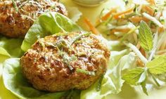 Mix Shredded Zucchini into ground turkey meat to add moisture. It can be a bit dry and this helps a lot! Also helps keep the burger or meatball together. Win Win
