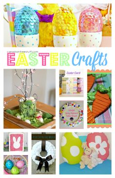 easter crafts photo