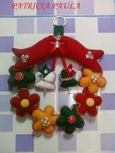 Guirlanda de Natal                                                                                                                                                                                 Mais