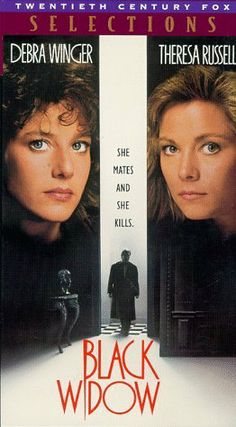 Black Widow (1987)  Just saw this for the first time on Cinemax. Good mystery suspense thriller. I'm a big Debra Winger fan and it was good to see a film of hers that I'd missed. Good plot and acting and part of the film shot in Hawaii didn't hurt either.