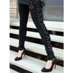 Legging rock punk Vixxsin (Evil Clothing)