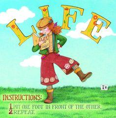 Life... | Mary Engelbreit