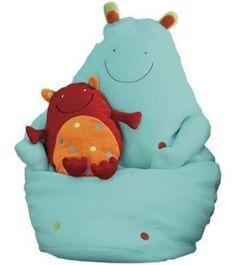 Mister Blob zitzak merk Hiccups