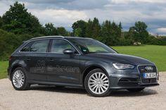 Audi A3 e-Tron Black