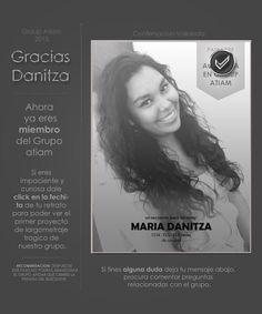 Danitza confirmacion