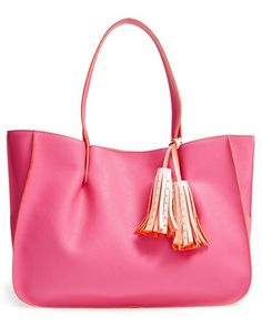 dc671e12967   Hot Pink Leather Tote Bag Big Buddha Abigale Tote Buy   - Best Free Home  Design Idea   Inspiration