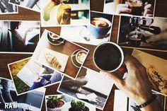 Free Premium Stock Photos - Photographs, memories, coffee.