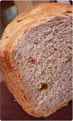 pain- farine de chataigne-figue
