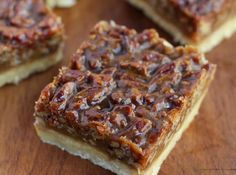 Pecan squares from Ina Garten. We've collected Ina Garten's best recipes to make all your Christmas dinner dreams come true. We've got every recipe you need for the best holiday menu yet. Here, 19 of our favorite Barefoot Contessa recipes, from appetizers to dessert.