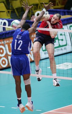 NORCECA Olympic Qualifier in May!  Make sure you go if you're in SoCal!