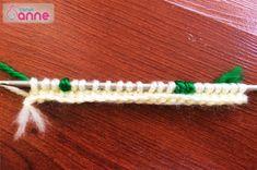 Ayçiçeği Tunus İşi Patik Modeli Yapımı - Canım Anne Friendship Bracelets, Crochet Top, Socks, Anne, Model, Fashion, Shoes, Crochet Hats, Slipper