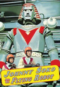 Johnny Sokko and His Giant Flying Robot All 26 Episodes DVD | eBay