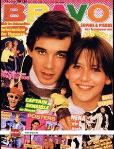 Bravo - 14/83, 30.03.1983 - (Diese Zeitschrift stand bei meinen Eltern auf der Verbots-Liste. Ich wusste das nicht, kam nach Hause und erhielt einen handfesten Schlag ins Gesicht vom Vater und die Zeitschrift landete im Müll.)