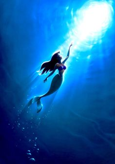 The Little Mermaid 1989 movie poster