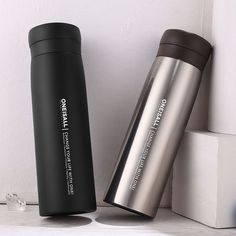 Oneisall Thermos Bottle Vacuum Flask Stainless Steel Insulated Travel Tumbler