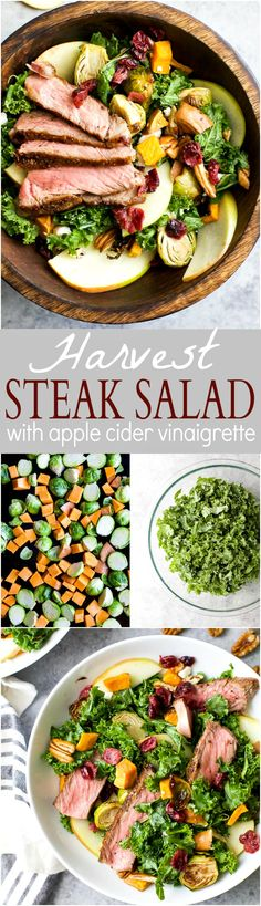 Harvest Steak Salad