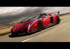 Lamborghini Veneno roadster one of the most expensive Cars in the world