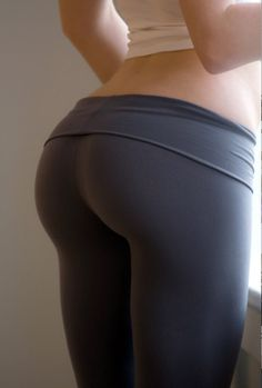 I wanna Hi-5 the shit outta the guy who invented yoga pants!