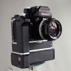 Nikon F2 MD-2 Motor Drive MB-1