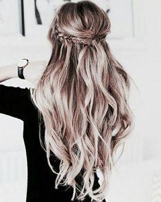 braided hairstyles for long hair #Braidedhairstyles