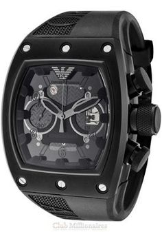 Armani Meccanico Limited Edition Chronograph Men's watch #AR4901