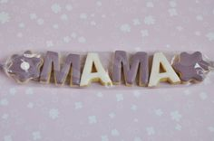 Detalles para Mamá, Galletas regalos día de la madre Mother's Day Cookies, Sweet Cheeks, Mom Day, Cookie Designs, Toddler Crafts, Cookie Decorating, Mother Gifts, Marie, Cupcakes