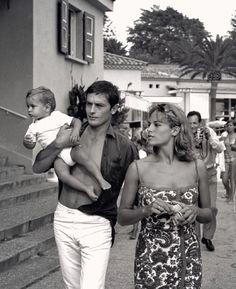 Anthony Delon, Maria Jose, Alain Delon, Rest In Peace, Saint Tropez, Brigitte Bardot, Diy Costumes, Monte Carlo, Happy Fathers Day
