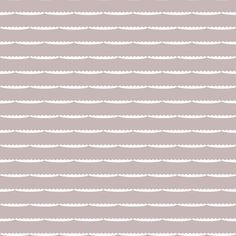 Taupe Scallop Stripes fabric by mrshervi on Spoonflower - custom fabric