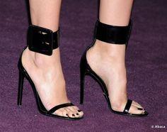 Les chaussures de Cameron Diaz.
