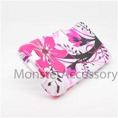 Click Image to Browse: $5.95 Pink Slpash Hard Case Snap On Cover For Motorola Atrix 3 HD Dinara MB886