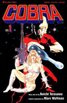 Space Adventure Cobra: The Psychogun 1 at MangaFox.me
