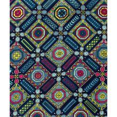 Liberty Art Fabrics Benjamin B Belgravia Silk Satin (5.040 RUB) ❤ liked on Polyvore featuring home and home decor