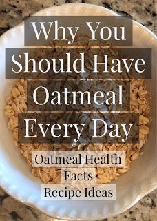 Spinach is GOOD for You!: Hurray For Oats!
