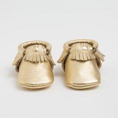 Gold - Moccasins