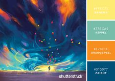 101 Color Combinations to Inspire Your Next Design – Rainbow Color Palette