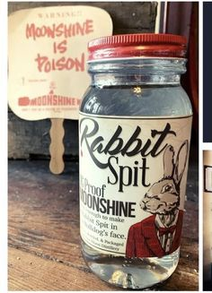 116 Proof! All shine all good! Distillery, Rabbit, Bunny, Rabbits, Hare