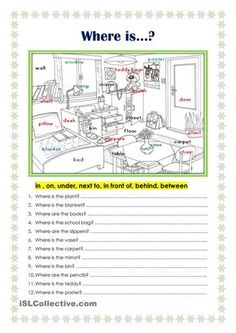 Where is..? - Links to an ESL resource website
